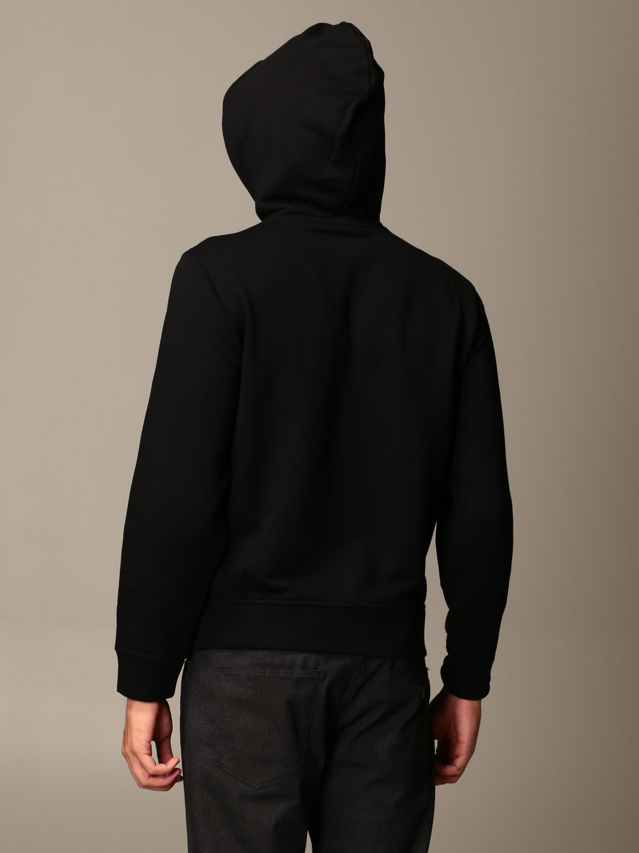 Sweatshirt Emporio Armani: Sweatshirt men Emporio Armani black 2