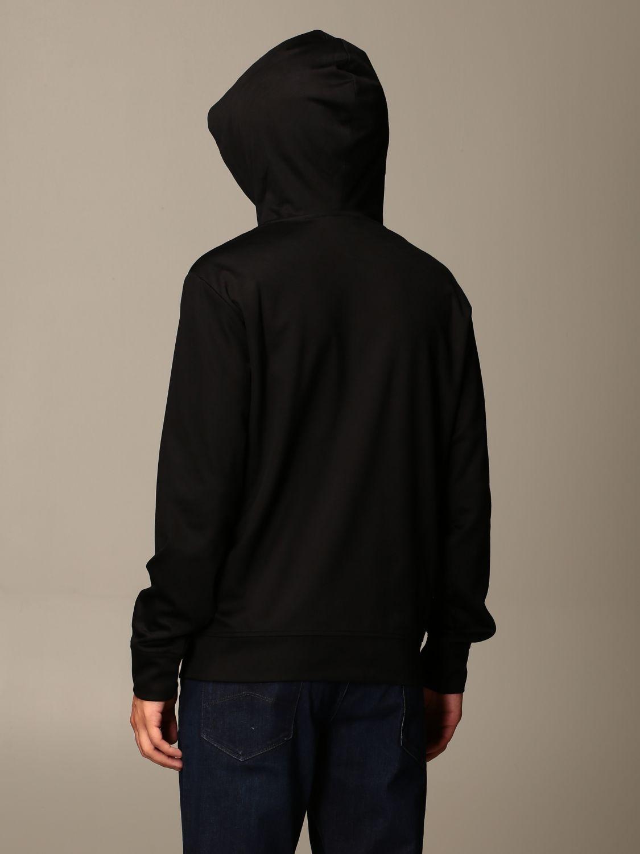 Sweatshirt Emporio Armani: Sweatshirt herren Emporio Armani schwarz 2