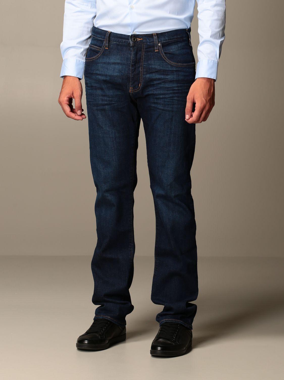 Jeans Emporio Armani: Jeans men Emporio Armani denim 3