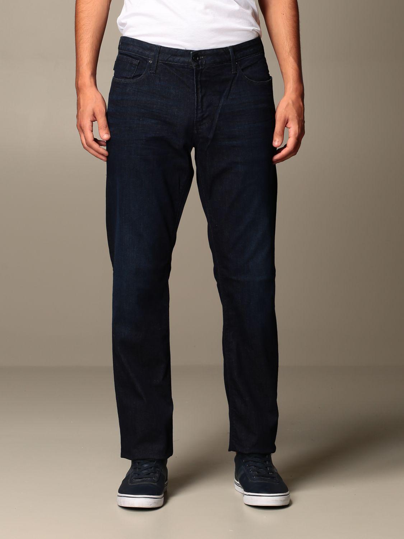 Jeans Emporio Armani: Jeans herren Emporio Armani denim 1