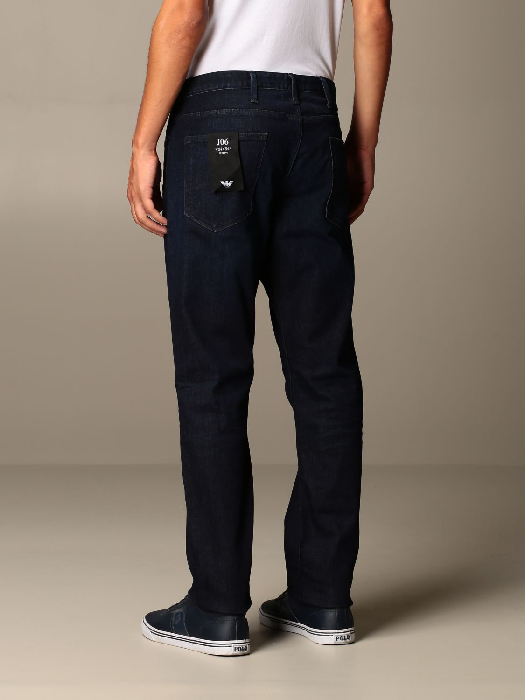Jeans Emporio Armani: Jeans herren Emporio Armani denim 2