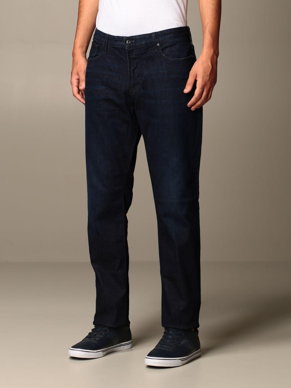 Jeans Emporio Armani: Jeans herren Emporio Armani denim 3