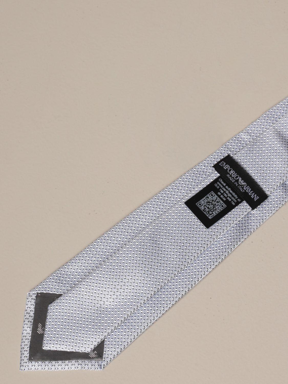 Krawatte Emporio Armani: Krawatte herren Emporio Armani hellblau 2