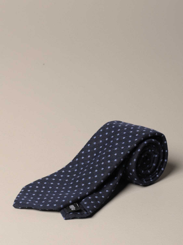 Krawatte Emporio Armani: Krawatte herren Emporio Armani blau 1