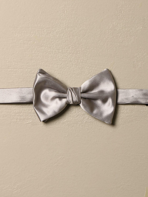Bow tie Emporio Armani: Bow tie men Emporio Armani black 1