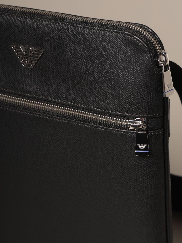 Umhängetasche Emporio Armani: Tasche herren Emporio Armani schwarz 3