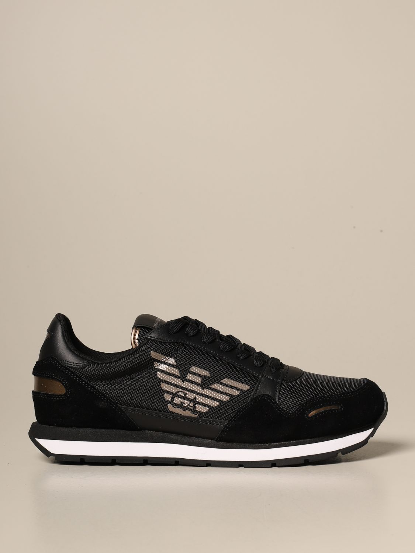 Sneakers Emporio Armani: Schuhe herren Emporio Armani bunt 1