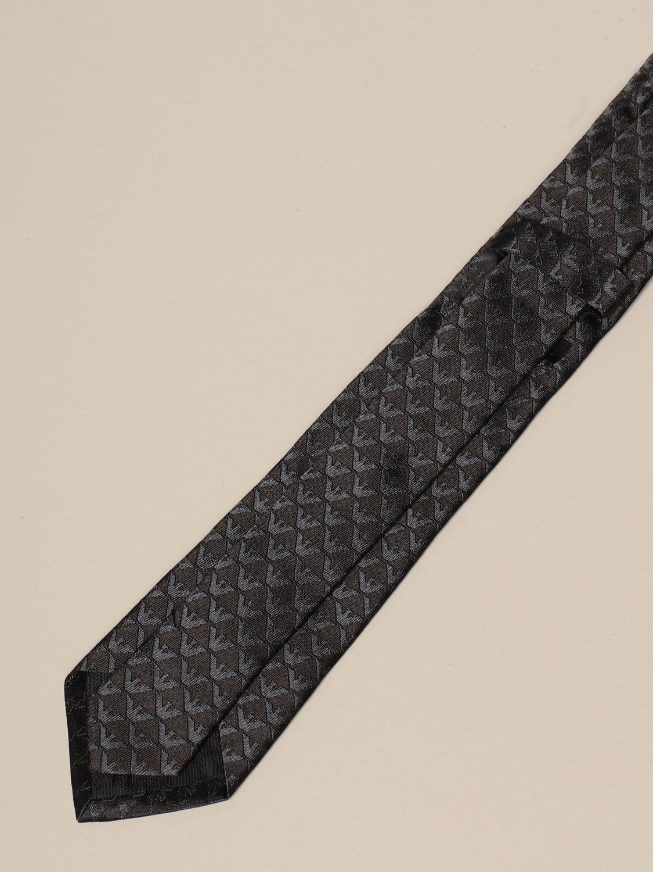 Tie boy Emporio Armani: Tie boy kids Emporio Armani black 2