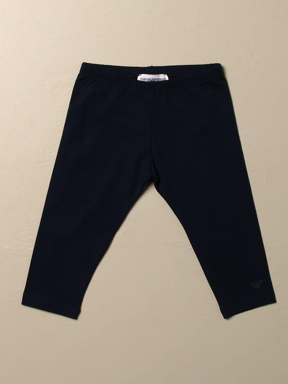 Pantalone Emporio Armani: Leggings blue 1
