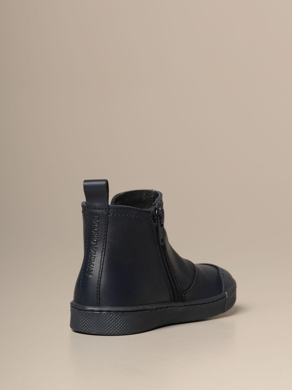 Shoes Emporio Armani XMN004 XOI06 Giglio EN