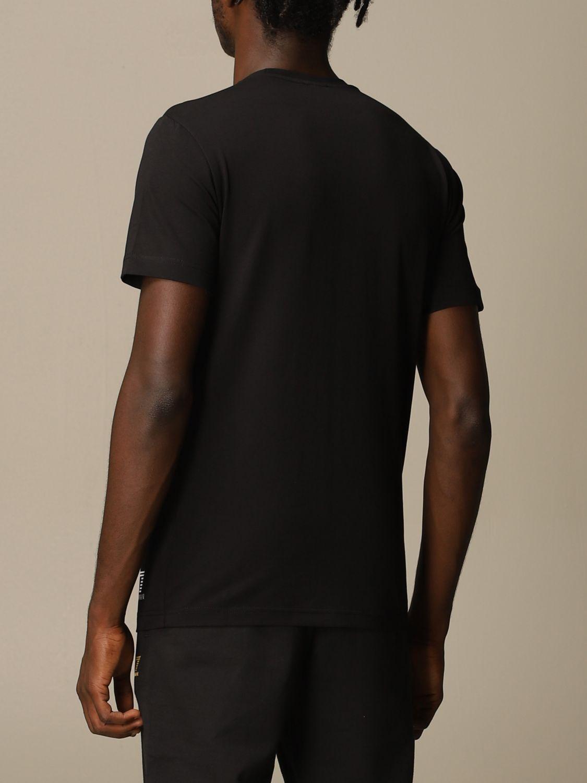 T-Shirt Ea7: T-shirt herren Ea7 schwarz 3