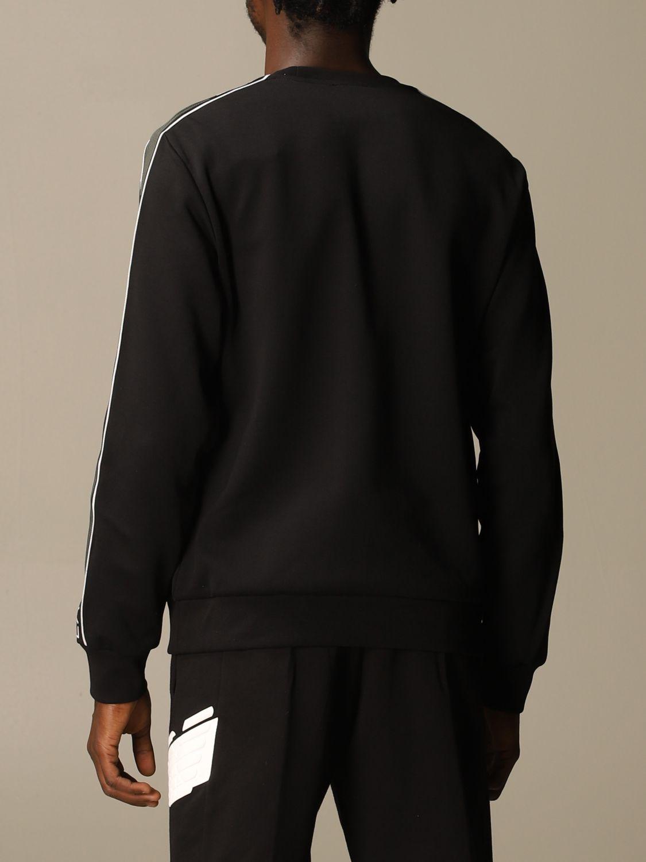 Sweatshirt Ea7: Sweatshirt men Ea7 black 3