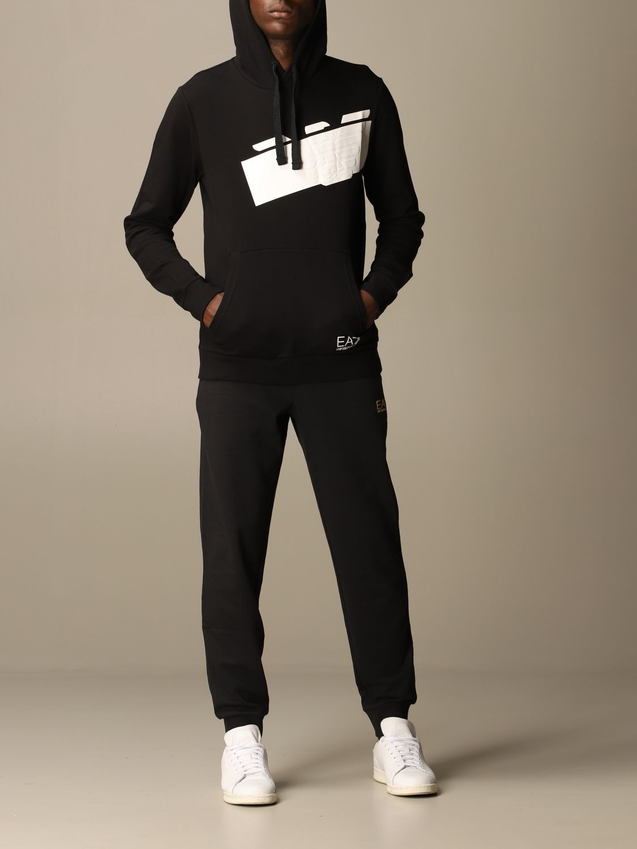 Sweatshirt Ea7: Sweatshirt men Ea7 black 2