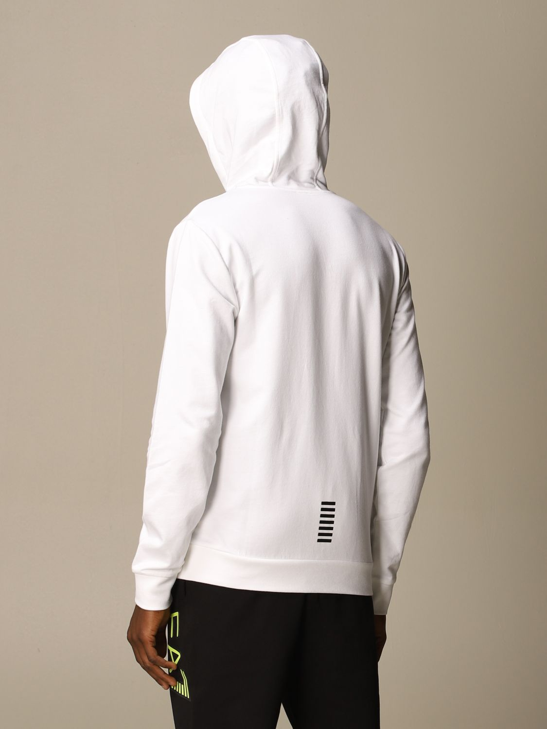 Sweatshirt Ea7: Sweatshirt men Ea7 white 3