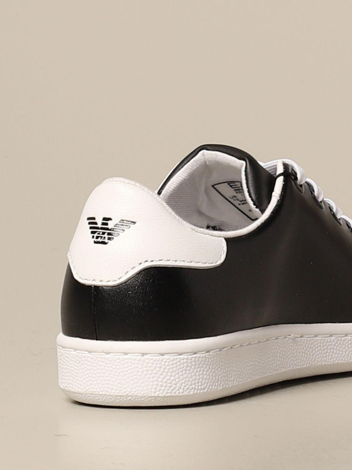 Chaussures Ea7: Chaussures enfant Ea7 noir 3