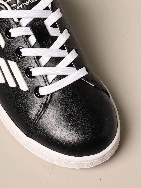 鞋履 Ea7: 鞋履 儿童 Ea7 黑色 4