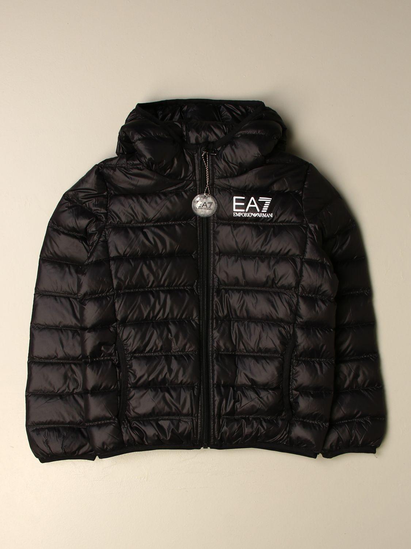 Chaqueta Ea7: Chaqueta niños Ea7 negro 1