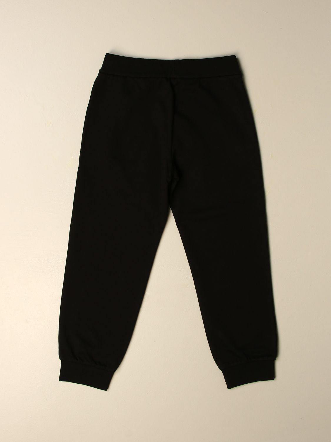 Trousers Ea7: Trousers kids Ea7 black 2