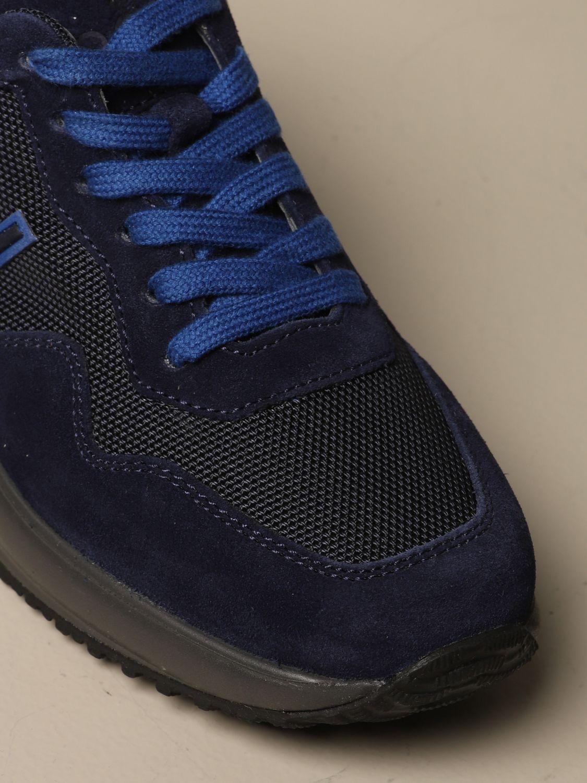Zapatos Hogan: Zapatos niños Hogan azul oscuro 4