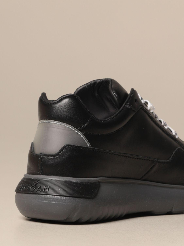 Zapatos Hogan: Zapatos niños Hogan negro 4