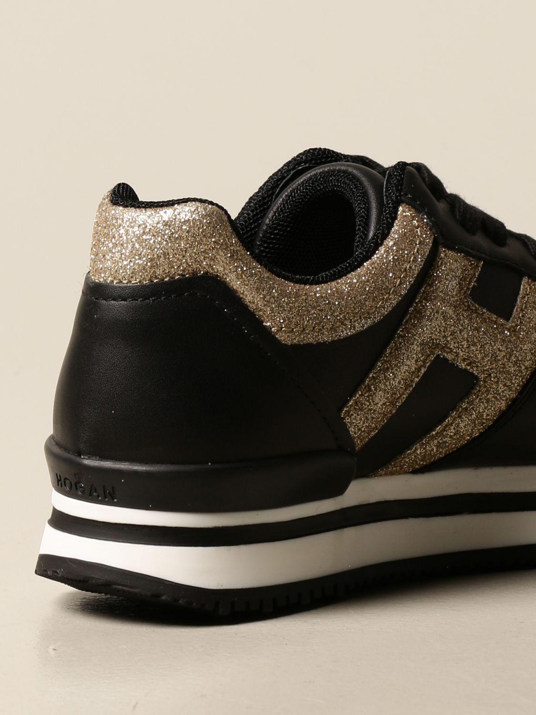 Zapatos Hogan: Zapatos niños Hogan negro 3