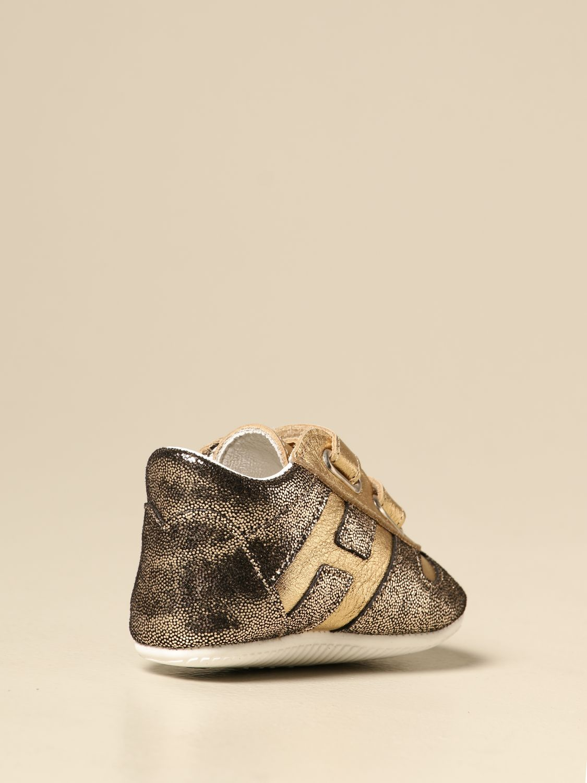 Zapatos Hogan: Zapatos niños Hogan oro 3