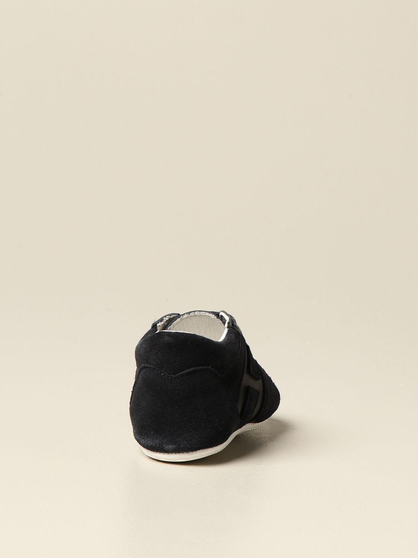 Zapatos Hogan: Zapatos niños Hogan azul oscuro 3