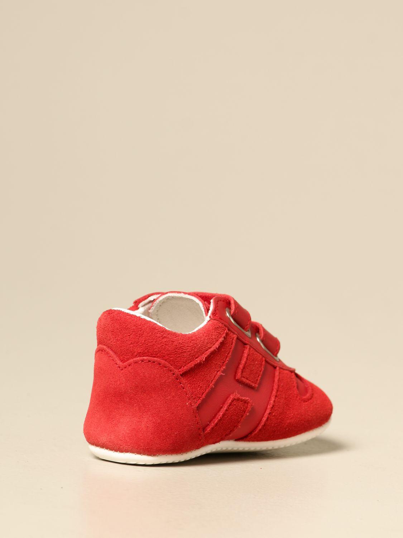 Zapatos Hogan: Zapatos niños Hogan rojo 3