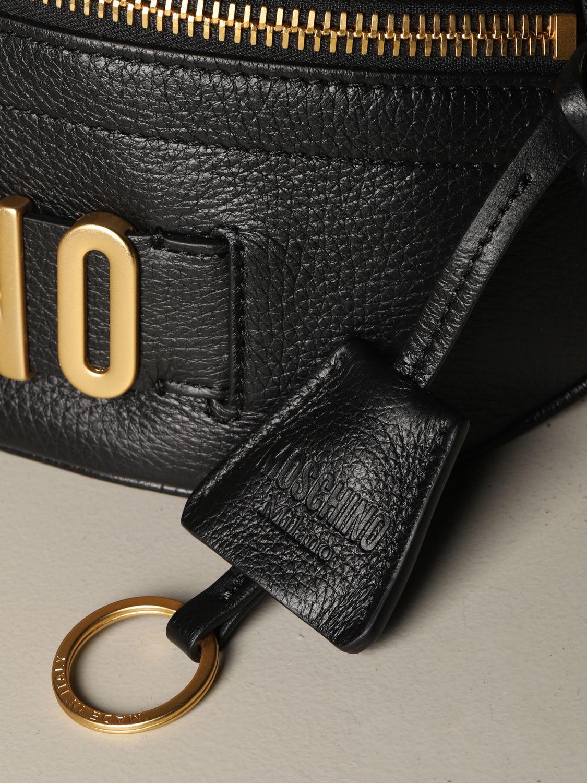 Belt bag Moschino Couture: Shoulder bag women Moschino Couture black 3