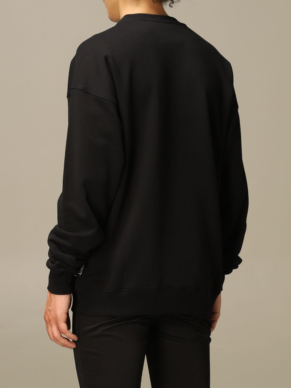 卫衣 Moschino Couture: 卫衣 男士 Moschino Couture 黑色 2