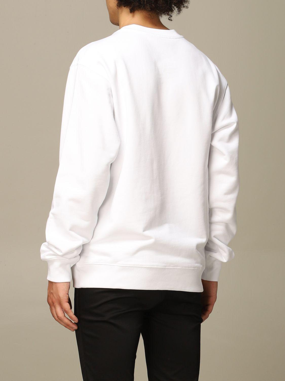 卫衣 Moschino Couture: 卫衣 男士 Moschino Couture 白色 2