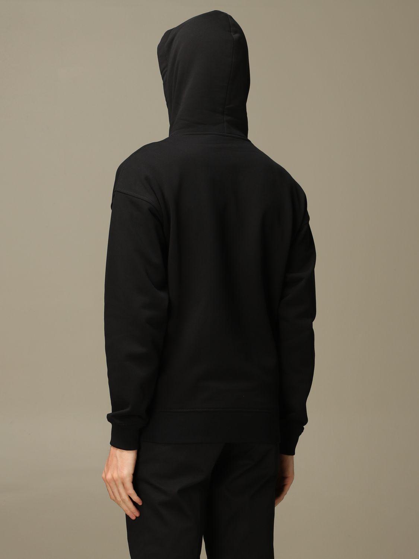Sweatshirt Moschino Couture: Sweatshirt men Moschino Couture black 2