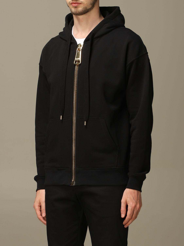 Sweatshirt Moschino Couture: Sweatshirt men Moschino Couture black 3