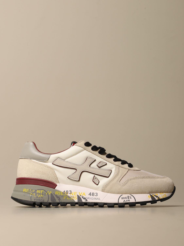 Mick Premiata sneakers in suede