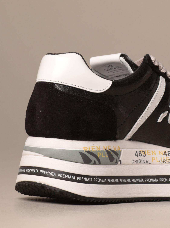 Sneakers Premiata: Schuhe damen Premiata schwarz 3