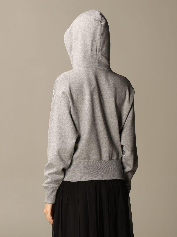Sweatshirt Valentino: Sweatshirt damen Valentino grau 3