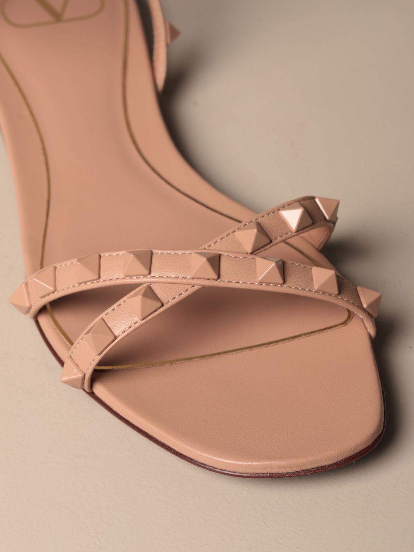 Valentino Garavani Rockstud flat sandal