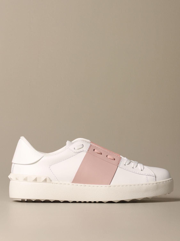 运动鞋 Valentino Garavani: 鞋 女士 Valentino Garavani 粉色 1