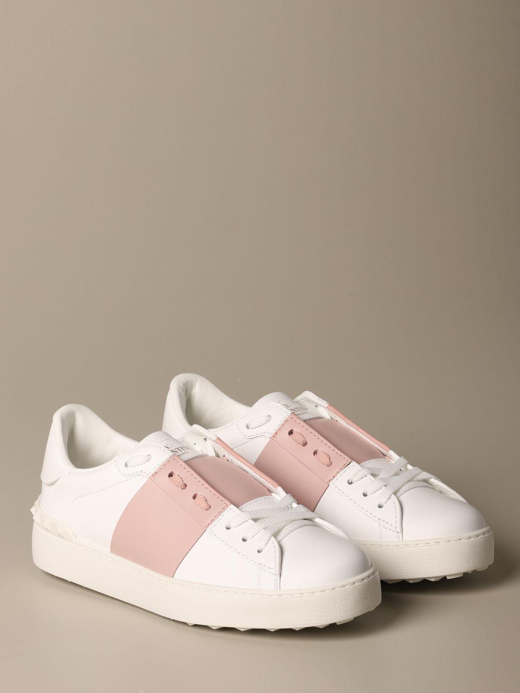 运动鞋 Valentino Garavani: 鞋 女士 Valentino Garavani 粉色 2