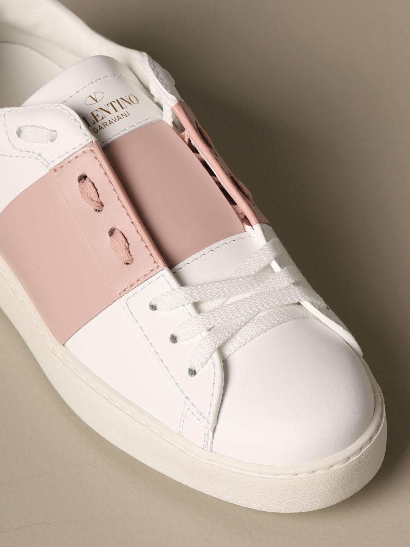 运动鞋 Valentino Garavani: 鞋 女士 Valentino Garavani 粉色 4