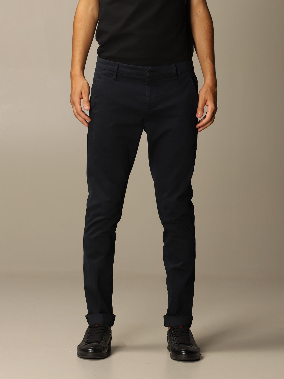 Pants Dondup: Pants men Dondup blue 1