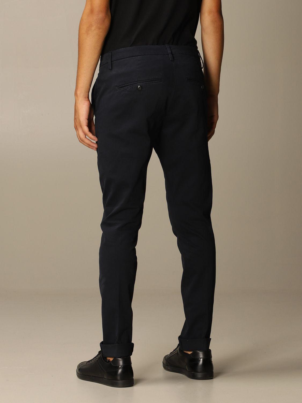 Pants Dondup: Pants men Dondup blue 2