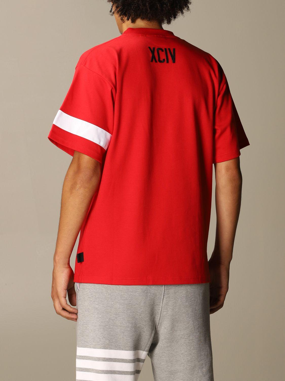 T-shirt Gcds: T-shirt men Gcds red 2