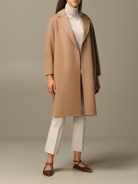 Coat S Max Mara: Coat women S Max Mara camel 2