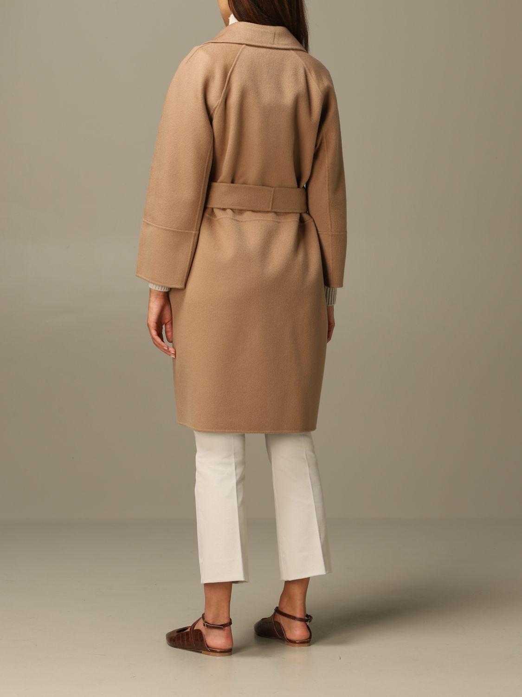Coat S Max Mara: Coat women S Max Mara camel 3
