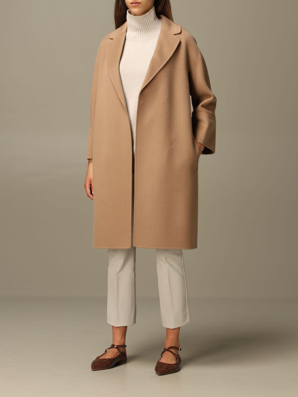 Coat S Max Mara: Coat women S Max Mara camel 4