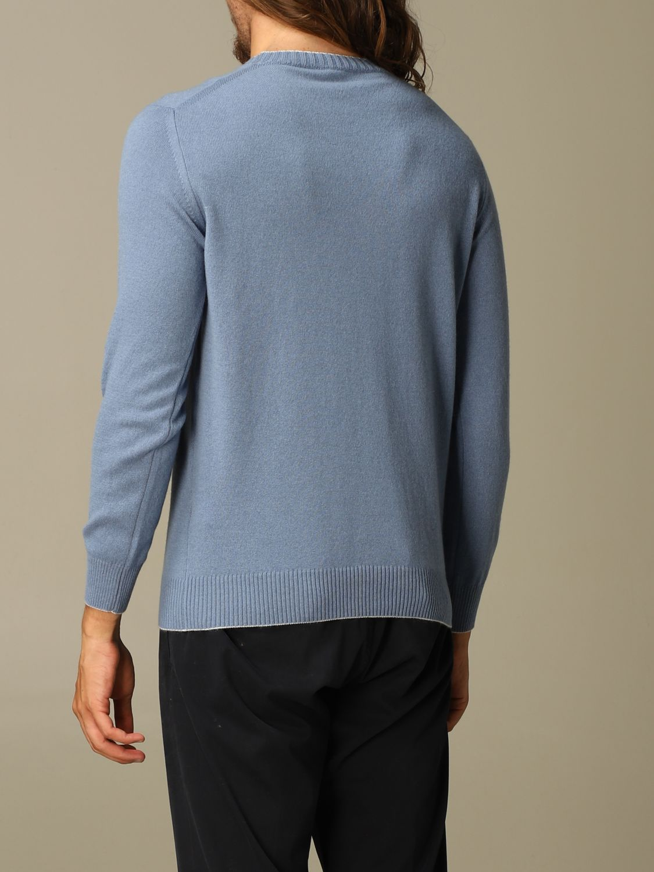 Pullover Eleventy: Pullover herren Eleventy hellblau 2