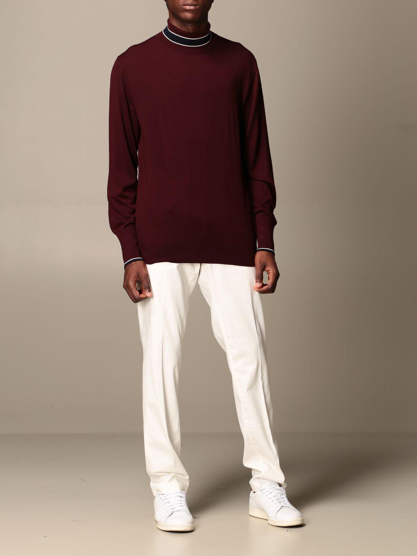 Sweater Eleventy: Sweater men Eleventy blue 2