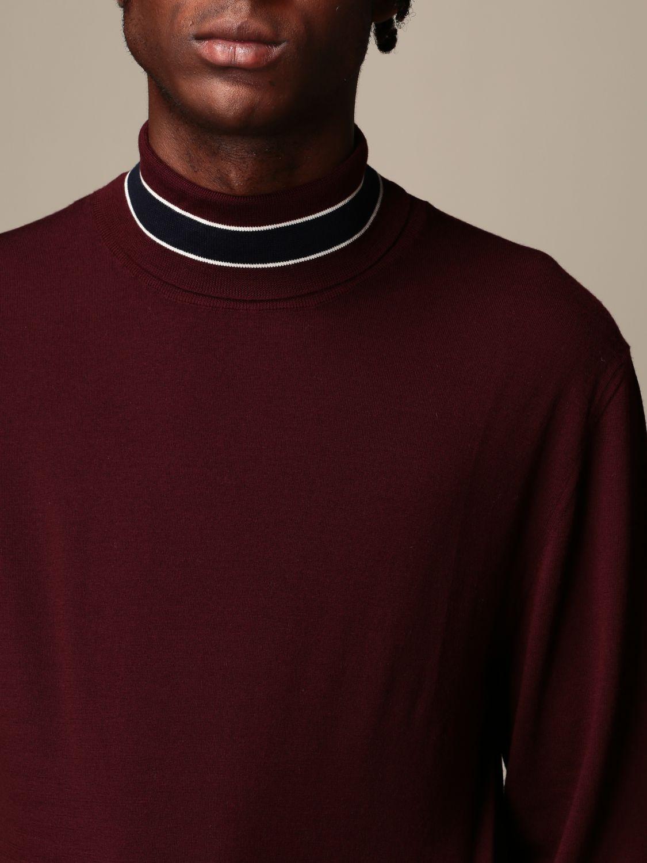 Pullover Eleventy: Pullover herren Eleventy blau 5