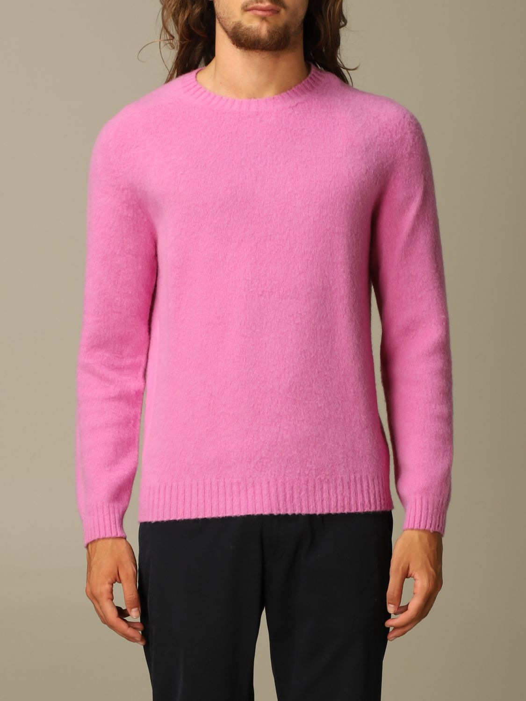 Pullover Eleventy: Pullover herren Eleventy pink 1